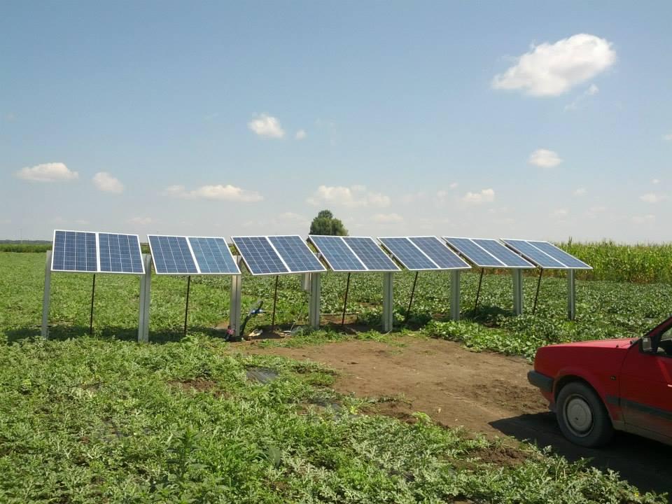 solarno navodnjavanje plantaza dinja i lubenica