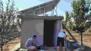 Gajdobara 2016 3h Lesnika solarno navodnjavanje