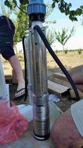 Lorentz pumpa za vodu