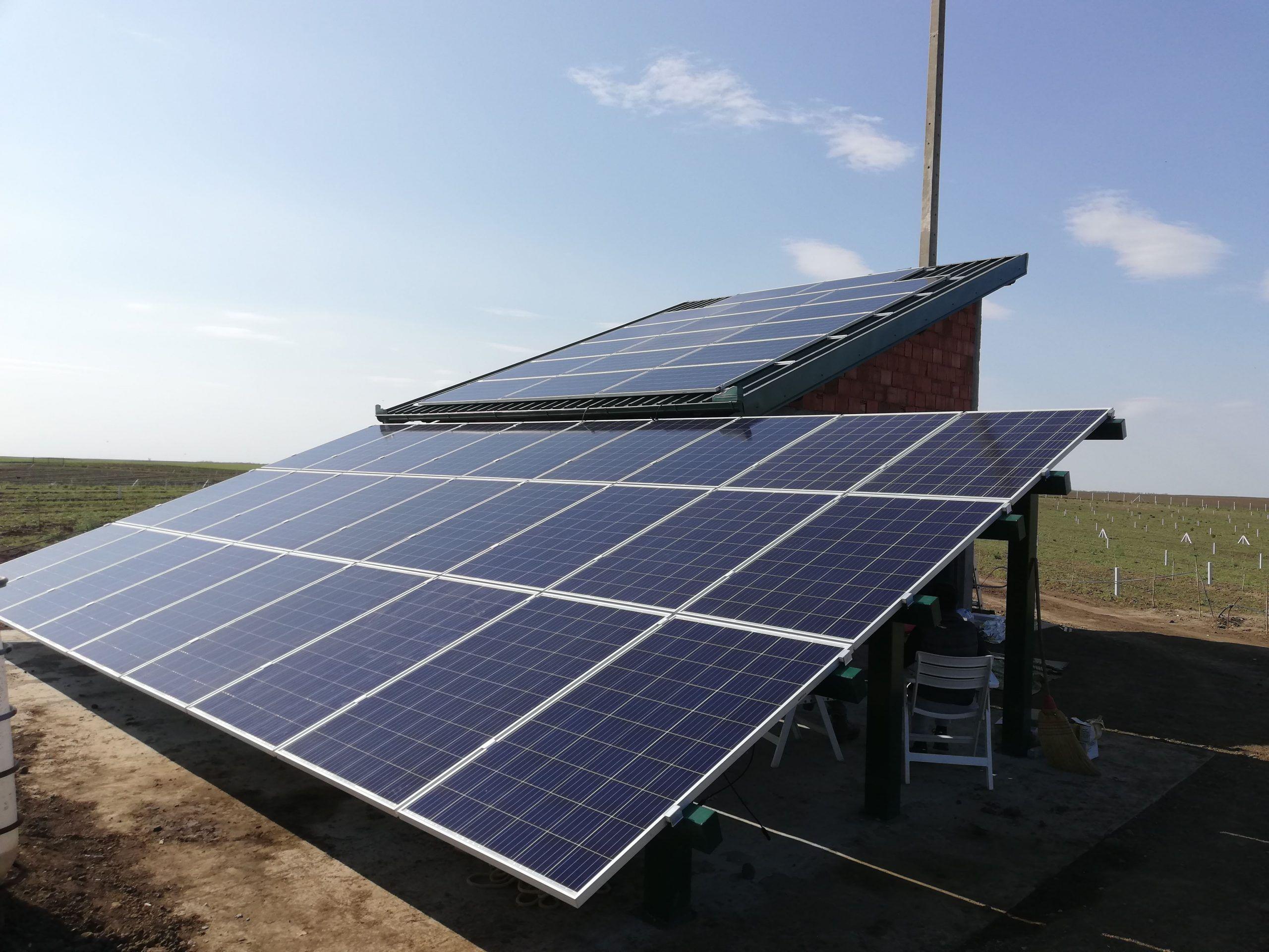 Gotov projekat solarnog navodnajvanja