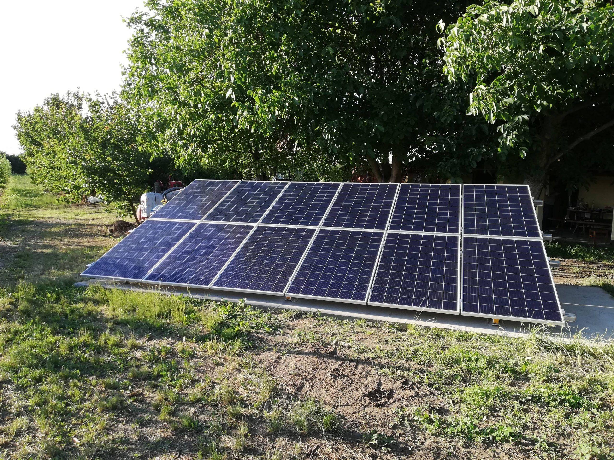 Kac Projekat Solarnog Navodnjavanja